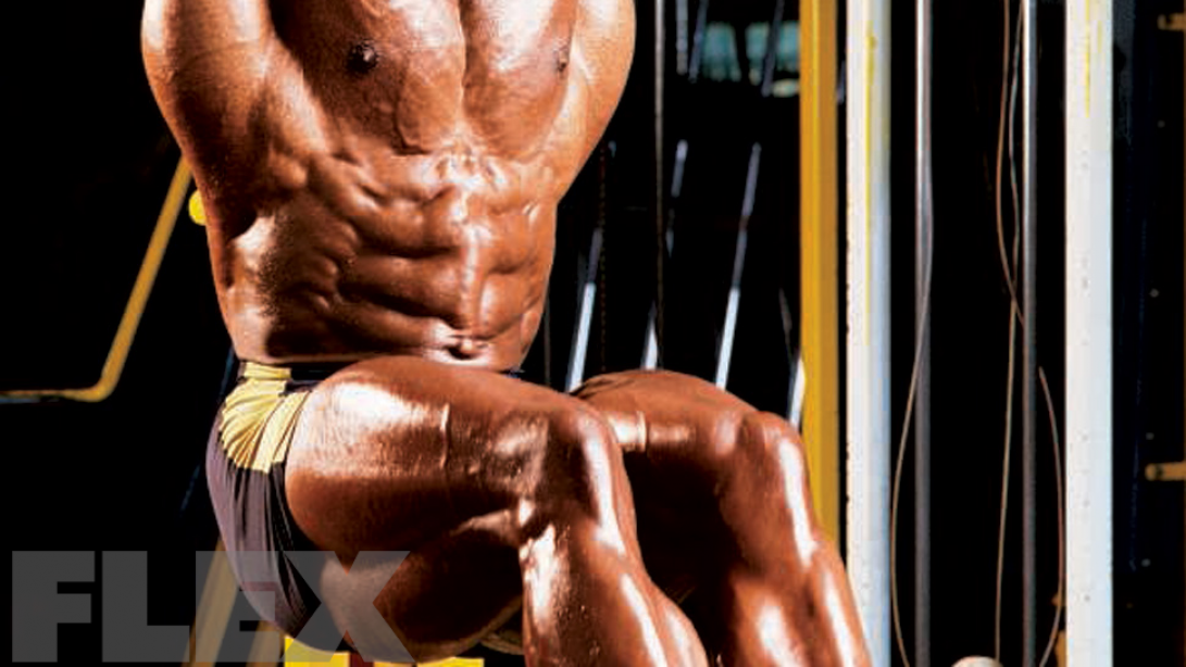 Train Your Abs for Maximum Definition