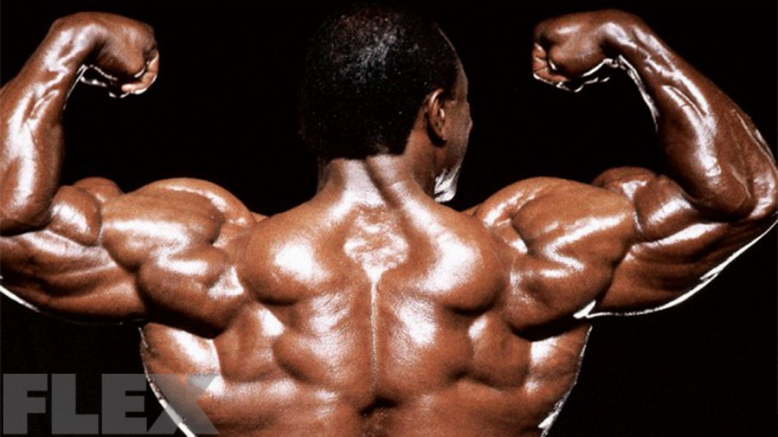 Lee Haney's Principles for Building an Incredible Back