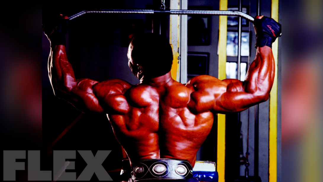 Build a Thick, Wide Back