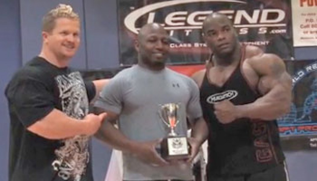 VIDEO: LIFT FOR LIFE CHARITY EVENT