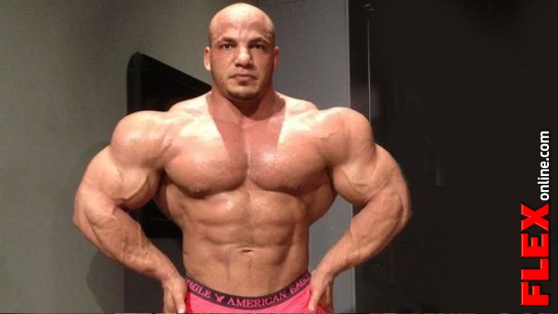 Mamdouh Big Ramy Elssbiay 10 Weeks from 2013 Mr Olympia