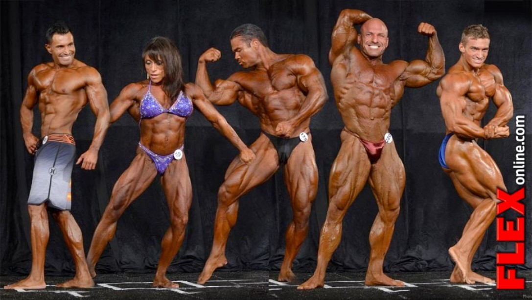 2013 Teen, Collegiate and Masters Results
