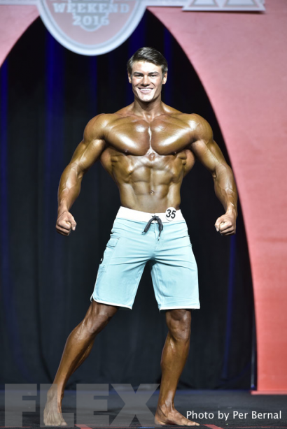 Jeff Seid - Men's Physique - 2016 Olympia   Muscle & Fitness
