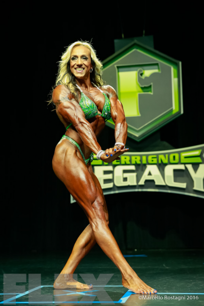 Jennifer gutierrez bodybuilder