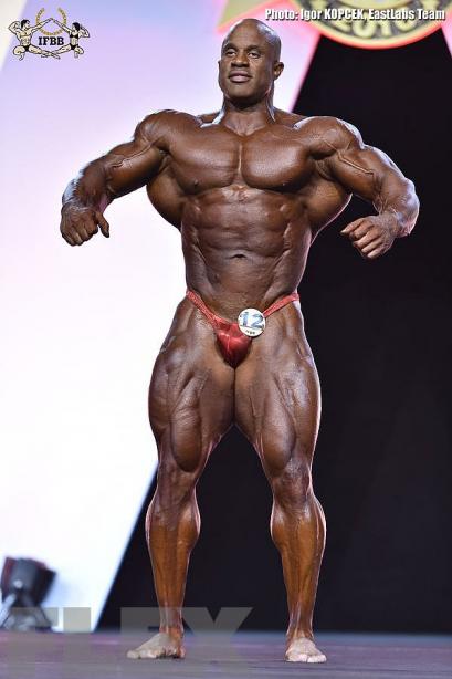 Victor Martinez - Open Bodybuilding - 2016 Arnold Classic