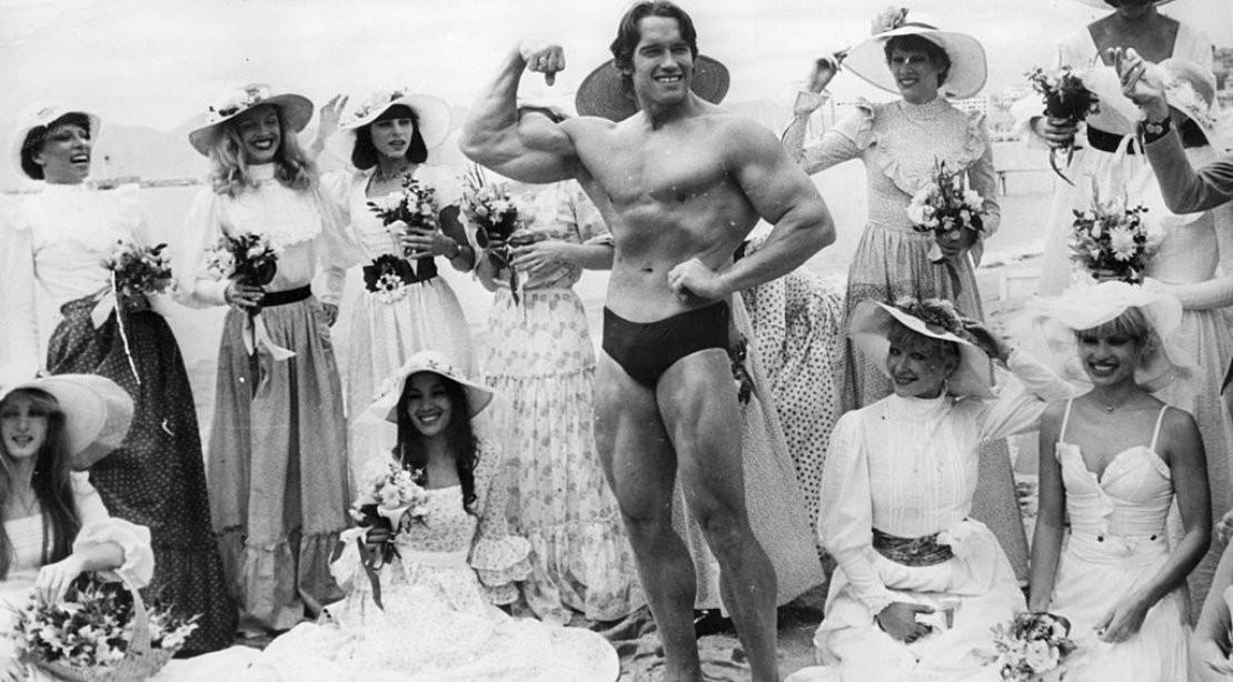 Build Arms Like Arnold Schwarzenegger