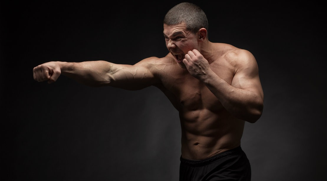 Shed Fat and Improve Your Fight Game with this Shadow Boxing Workout