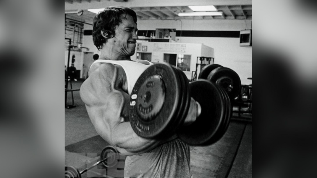 The Complete Arnold: Biceps