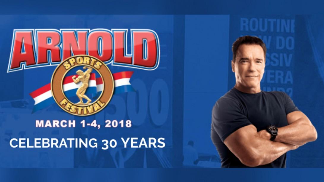 2018 Arnold Classic Invite Lists