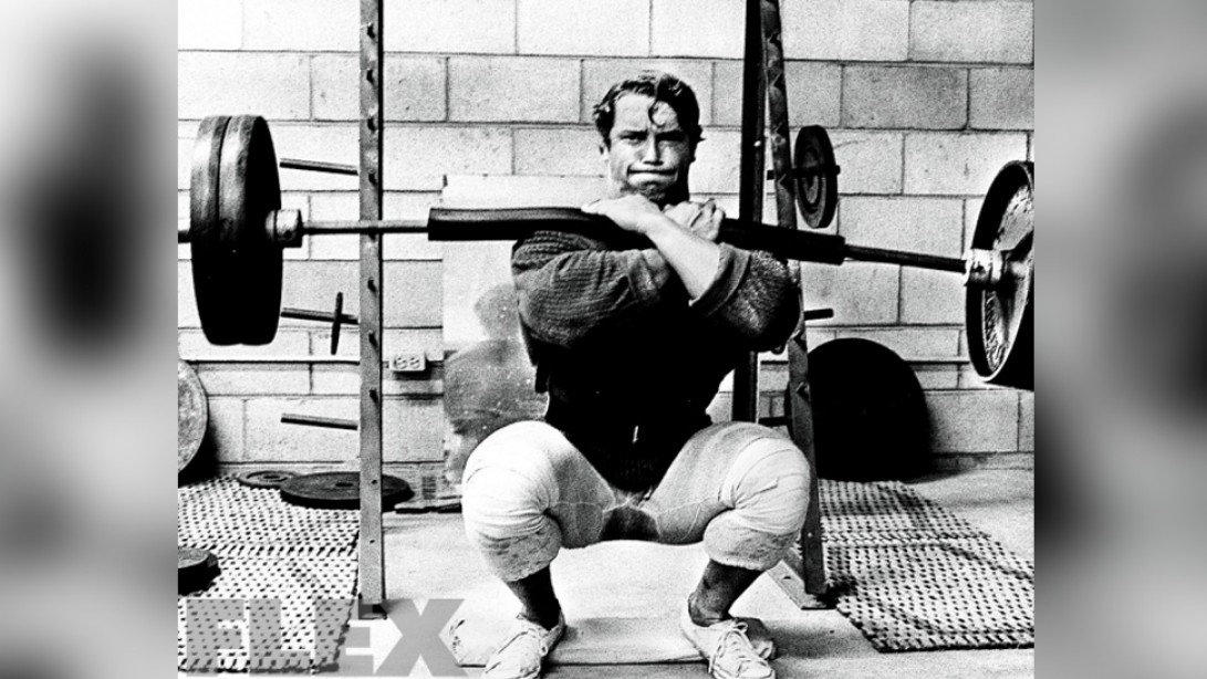 Arnold Schwarzenegger: Spot-On Training
