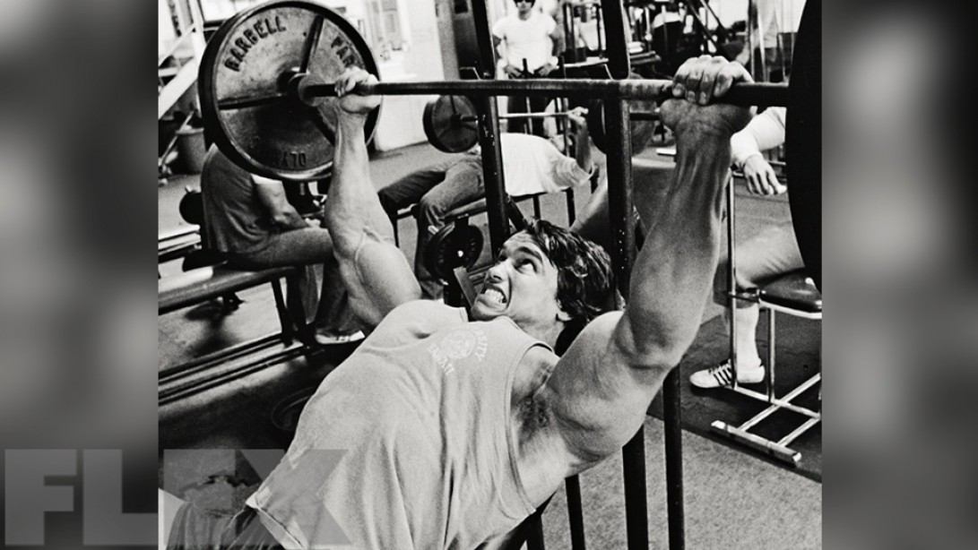 The Complete Arnold: Chest