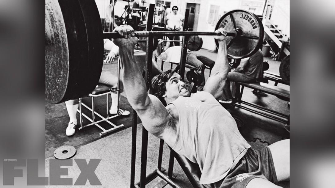 Arnold Schwarzenegger: Pound for Pound