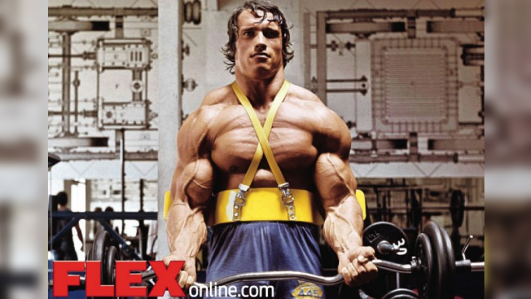 Arnold schwarzenegger do you train too hard muscle fitness arnold schwarzenegger do you train too hard malvernweather Choice Image