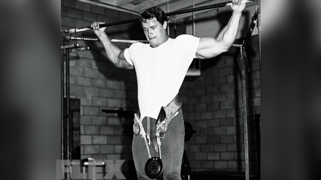 The Complete Arnold: Back