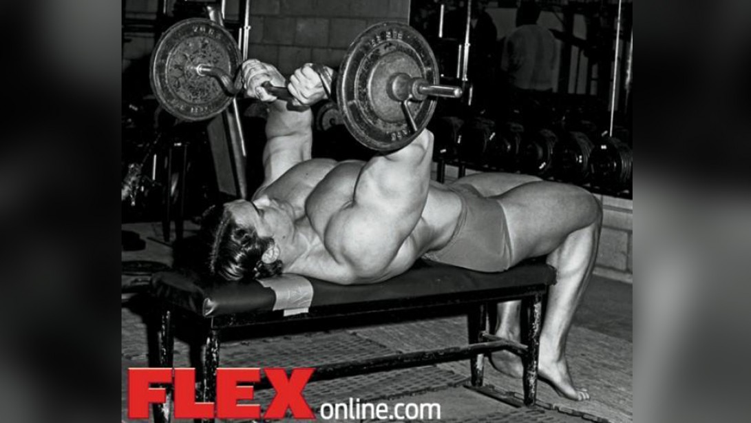 The Complete Arnold: Triceps