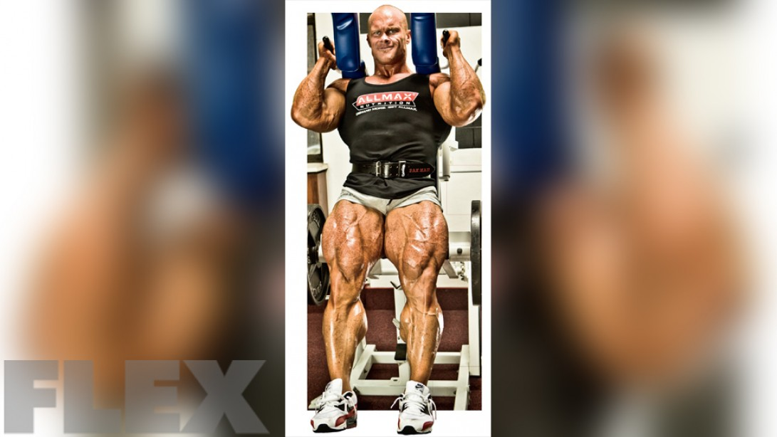 Overtraining Prevents Muscle Gains