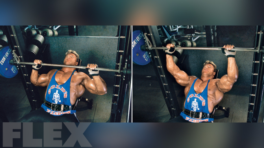 Build Your Upper Chest