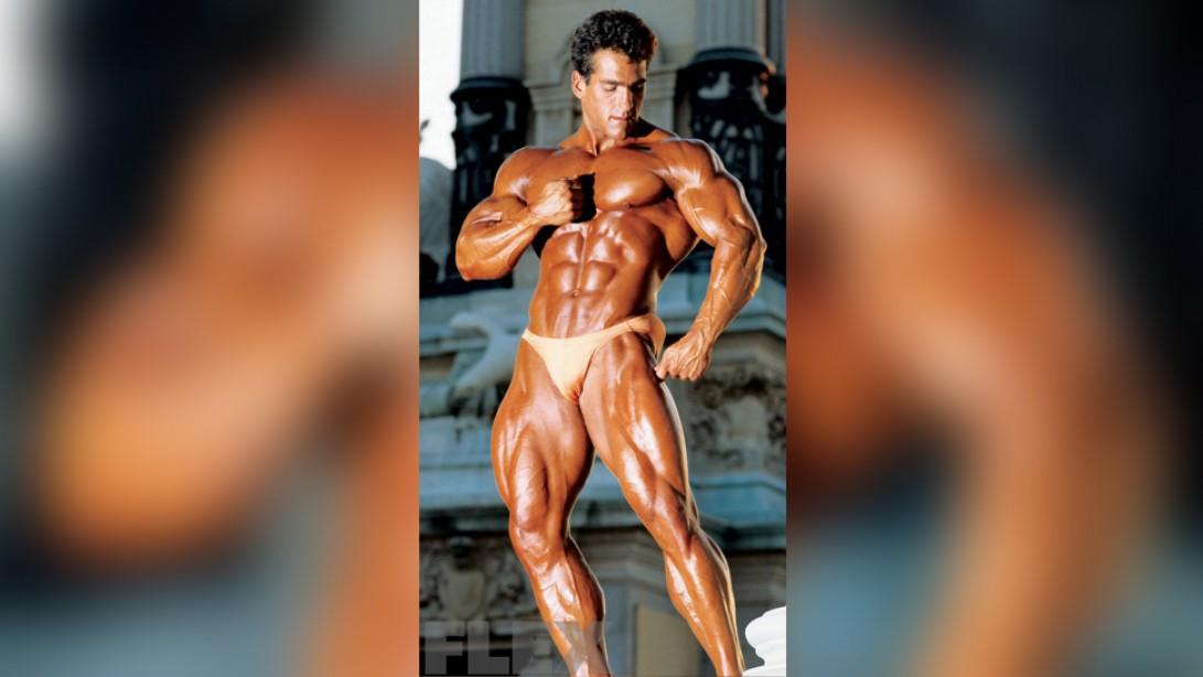 Retro Athlete: Bob Paris