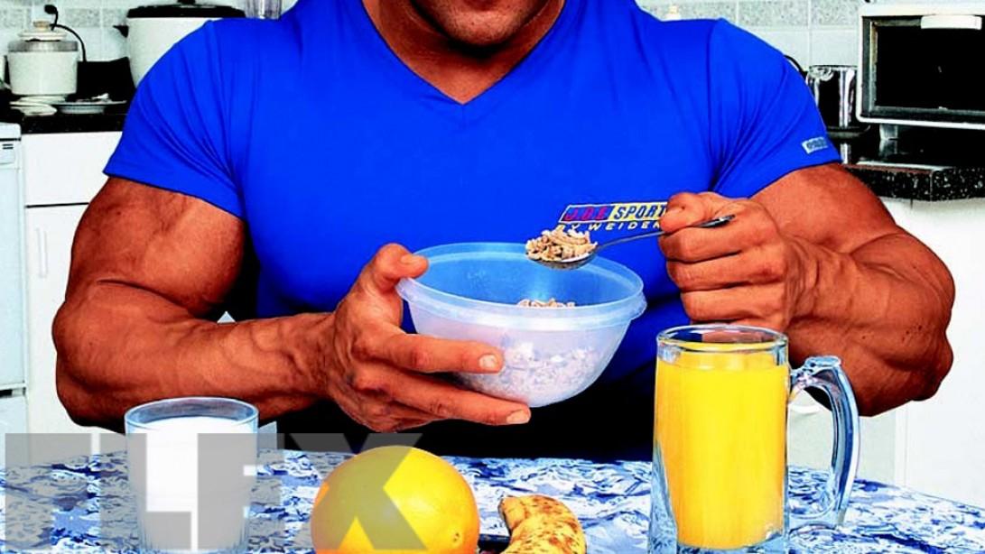 Pre-Workout Nutrition