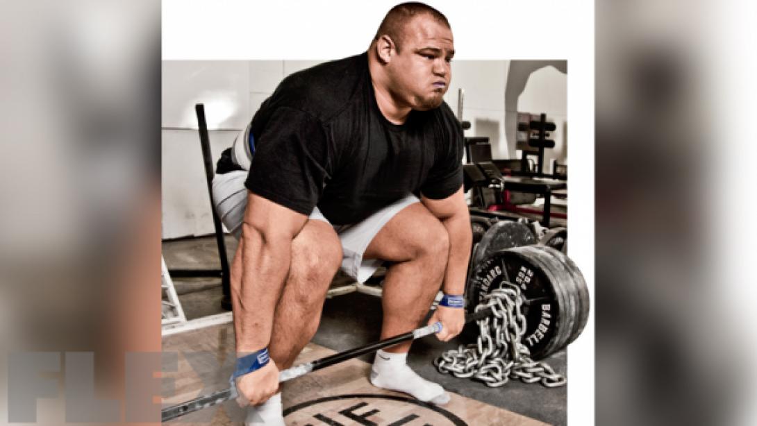 Bodybuilding Exercises for Strongmen