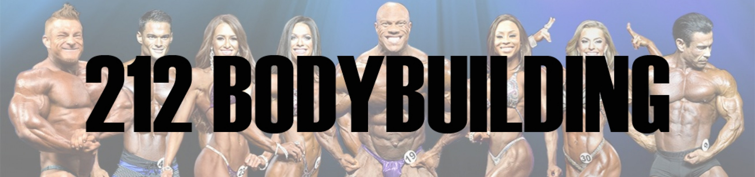 2017 Olympia 212 Bodybuilding Call Out Report
