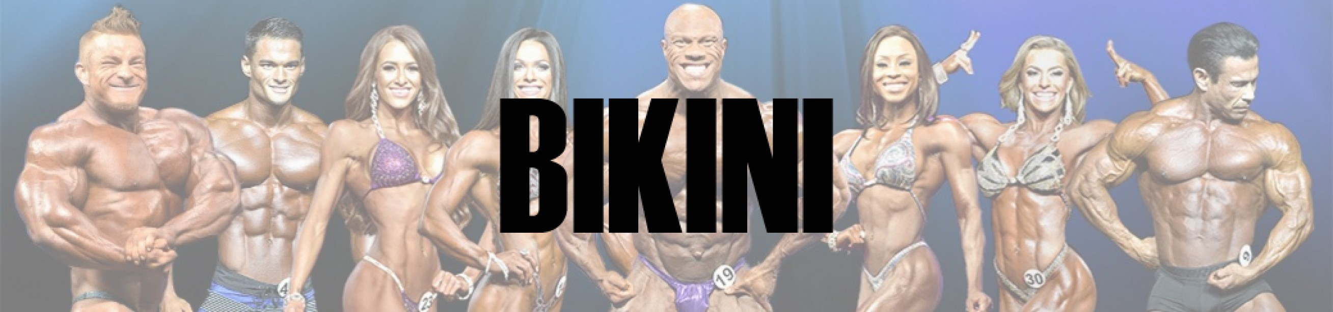 2017 IFBB New York Pro Bikini Call Out Video Report