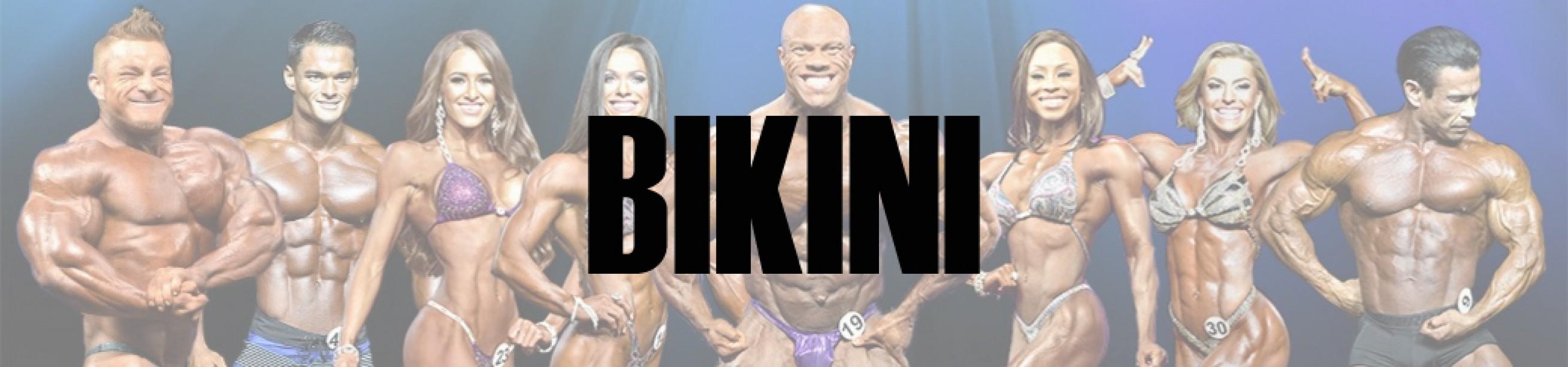 2017 Olympia Bikini Call Out Report