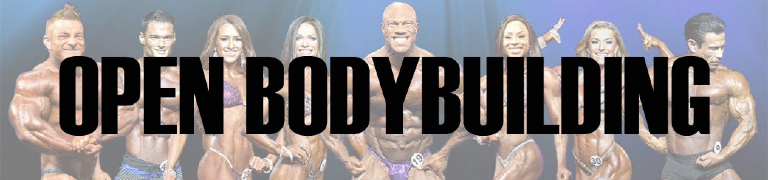 2017 IFBB New York Pro Open Bodybuilding Call Out Video