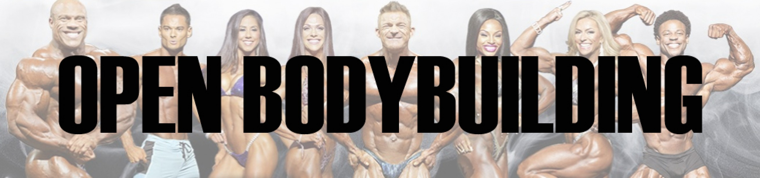 2018 Arnold Classic Open Bodybuilding Call Out Report
