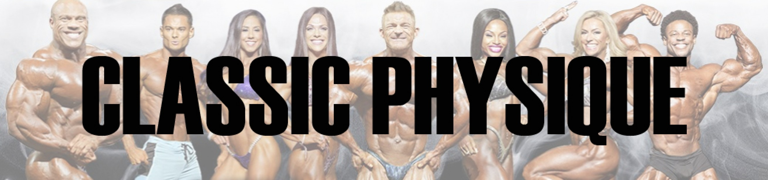 2018 Arnold Classic Physique Call Out Report