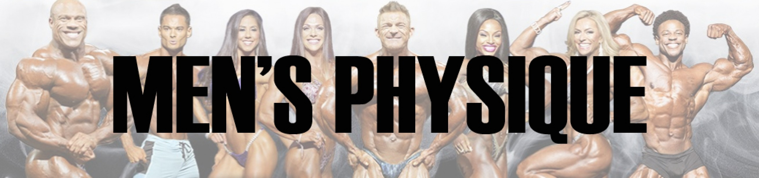 2018 Arnold Classic Men's Physique Call Out Report
