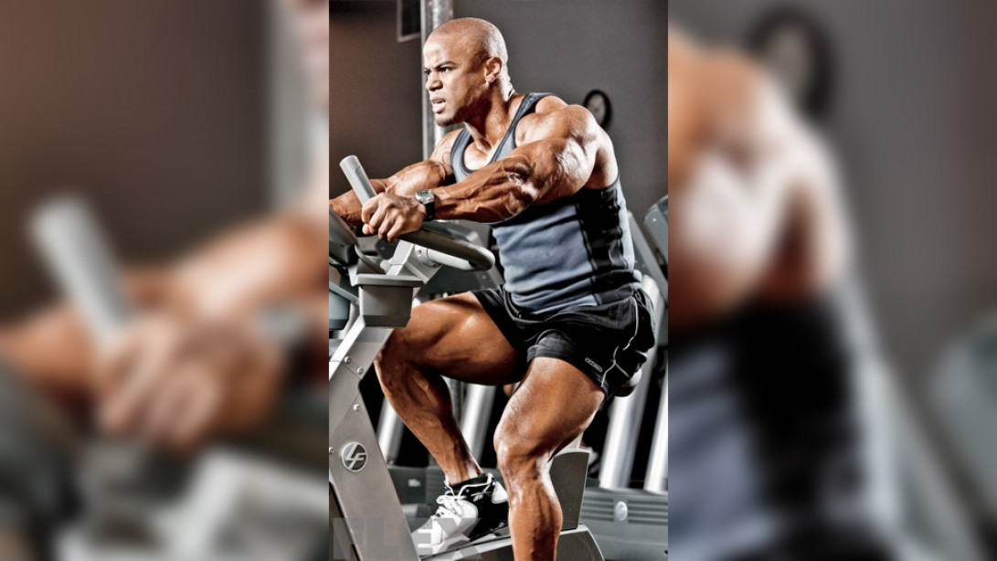 Speed Recovery with Cardio