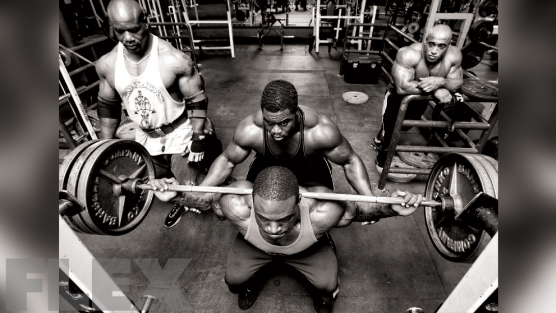 The Optimal Number of Reps for Forcing Muscle Growth