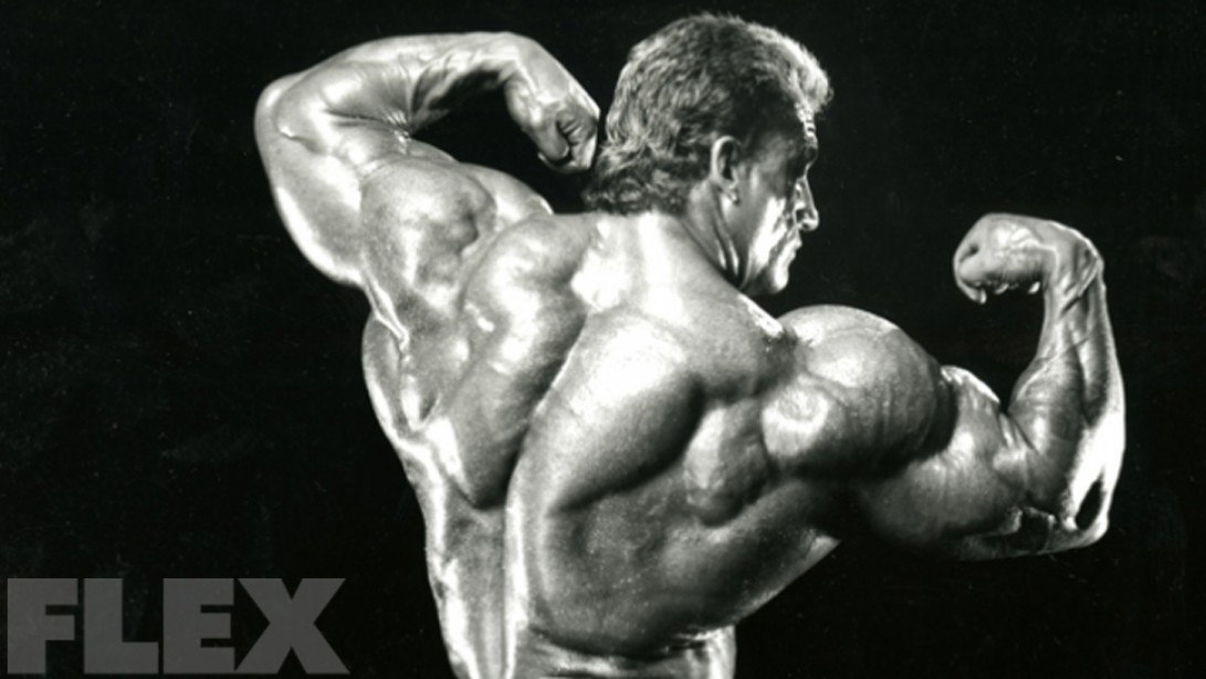 Hardcore Routines: Dorian Yates, Back