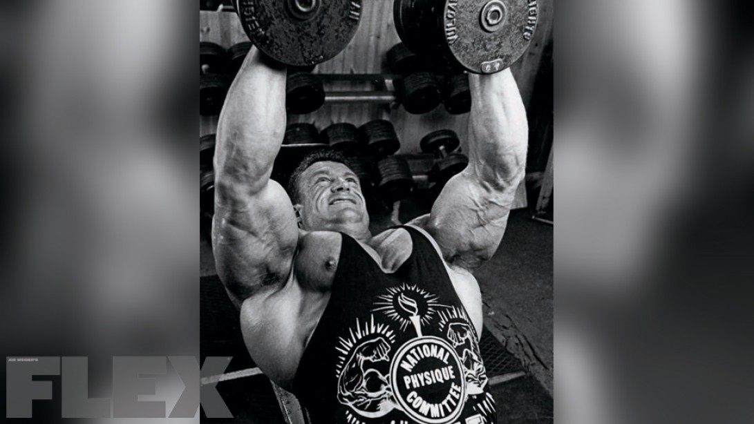 The Best Exercises for an Awesome Chest Pump