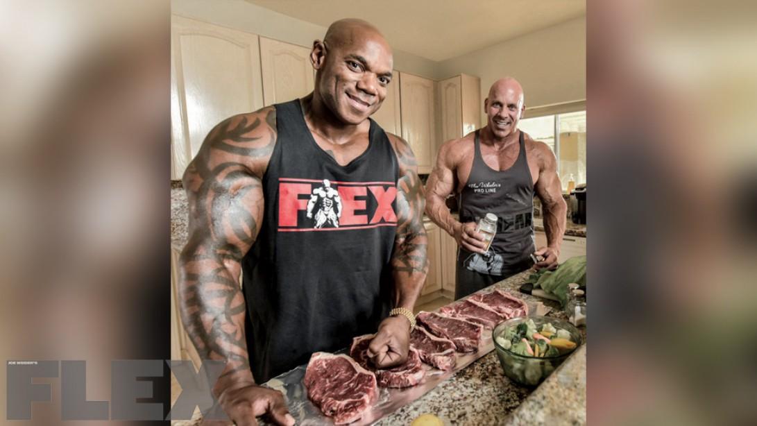 8 Mass Ingredients