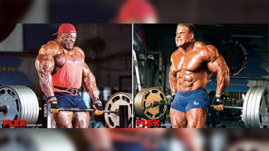 On Trial: Front Barbell Shrugs vs. Behind-the-Back