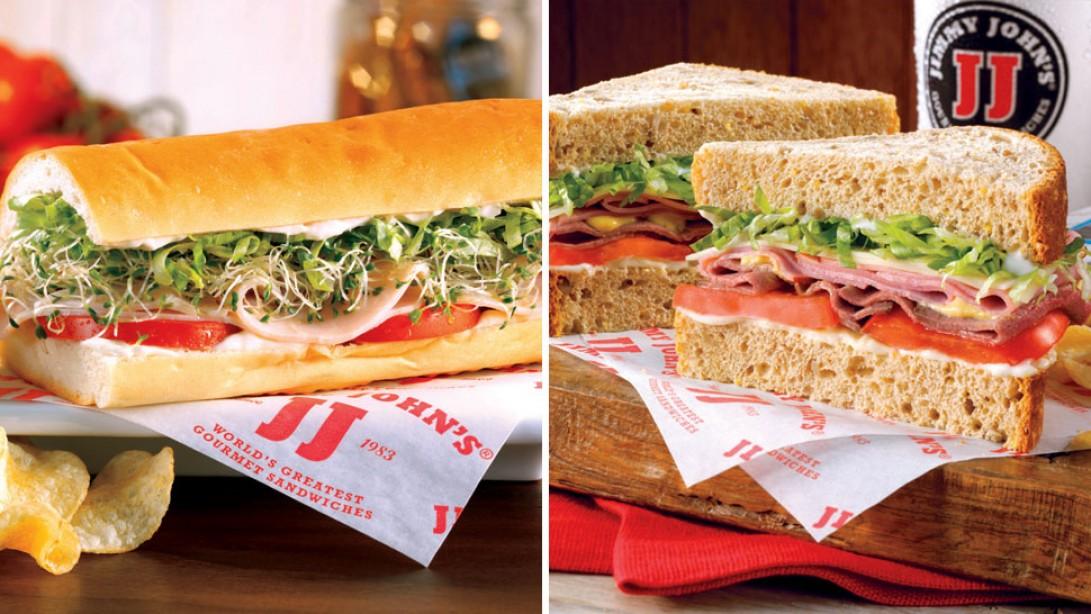 Fast Food Shakedown: Jimmy John's