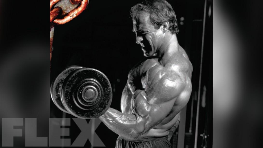 Hardcore Routines: John Defendis, Triceps