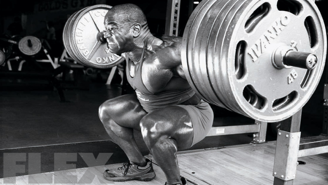 Squatting 600 LBS is Easy