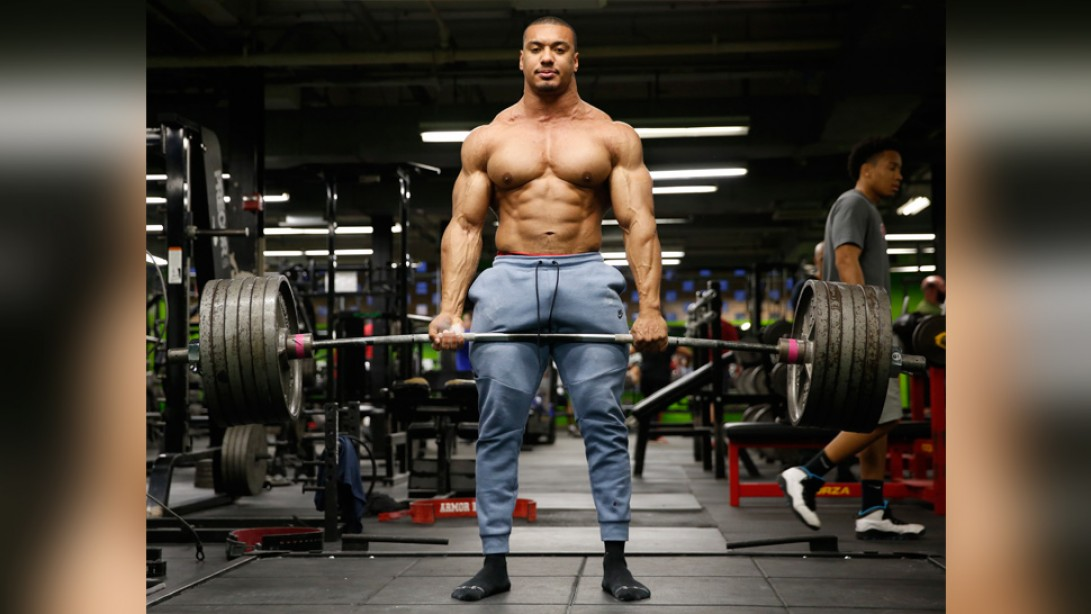 Larry Wheels Signs with MHP
