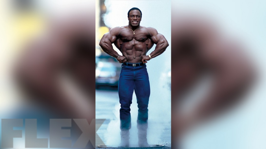 Lee Haney's Genetics-Busting Routine