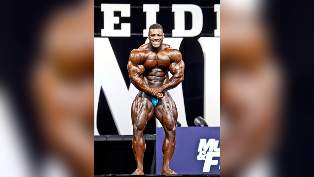 Nathan DeAsha Joins Forces with MuscleMeds