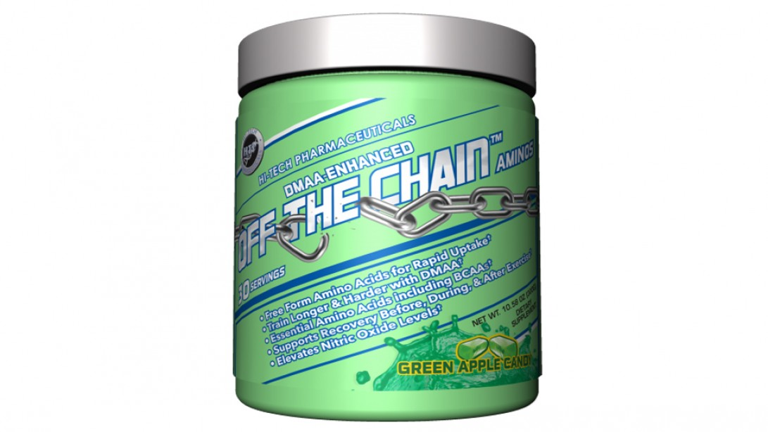 Supp of the Week: Off The Chain Aminos