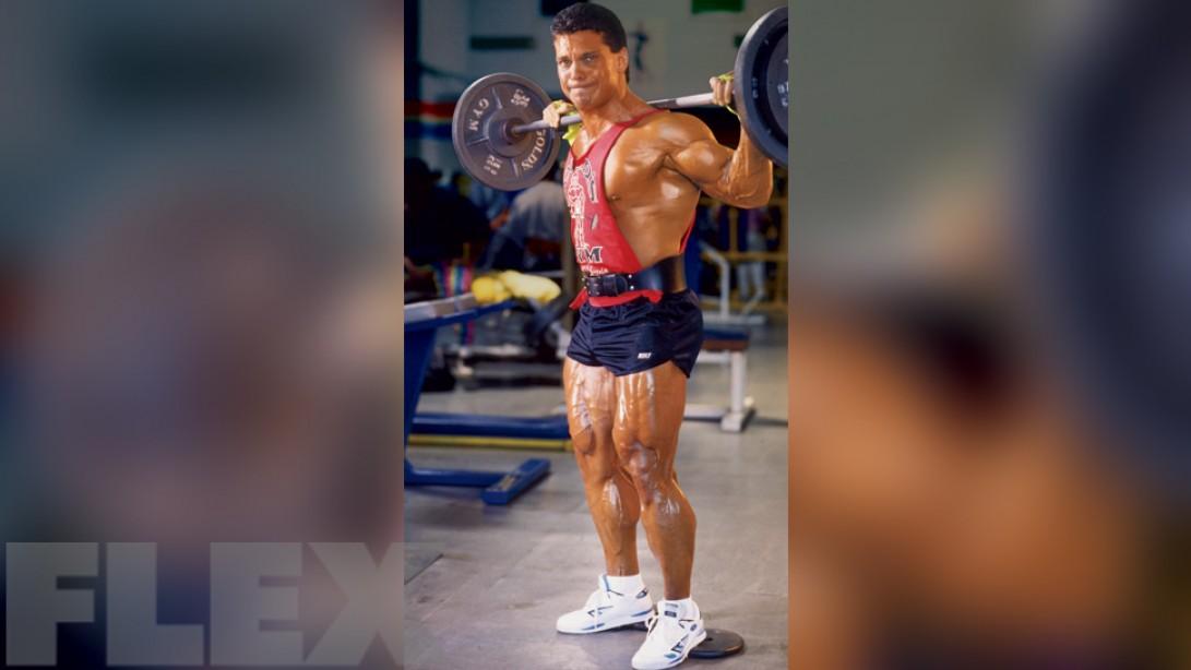 Hardcore Routines: Rich Gaspari, Legs