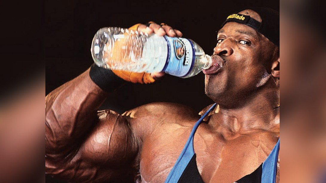 H2O for the Bodybuilder