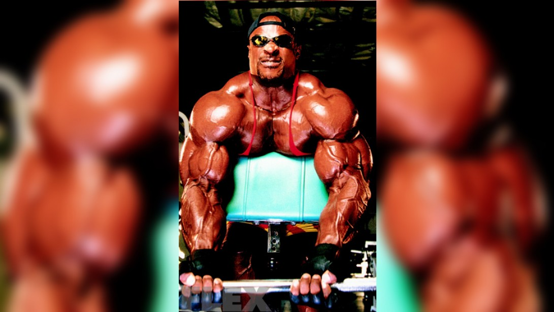 Hardcore Routines: Ronnie Coleman, Biceps