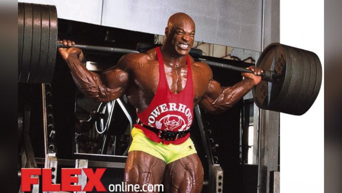 Squats: More Anabolic than Leg Press