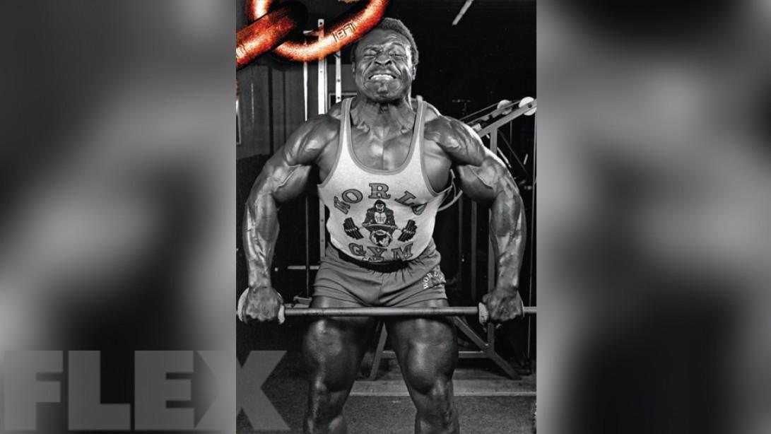 Hardcore Routines: Roy Callender, Back