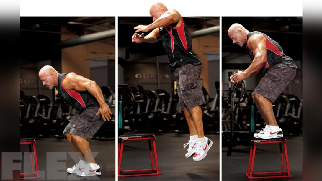 Jump For Strength & Power